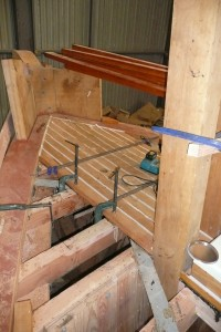 fordeck planked