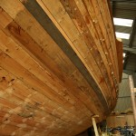 planked hull