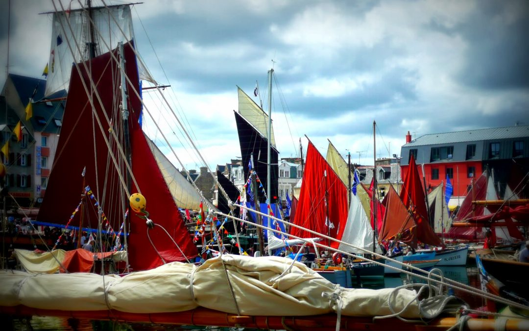 """cinema on the sails "" EU funding Nautical routes"